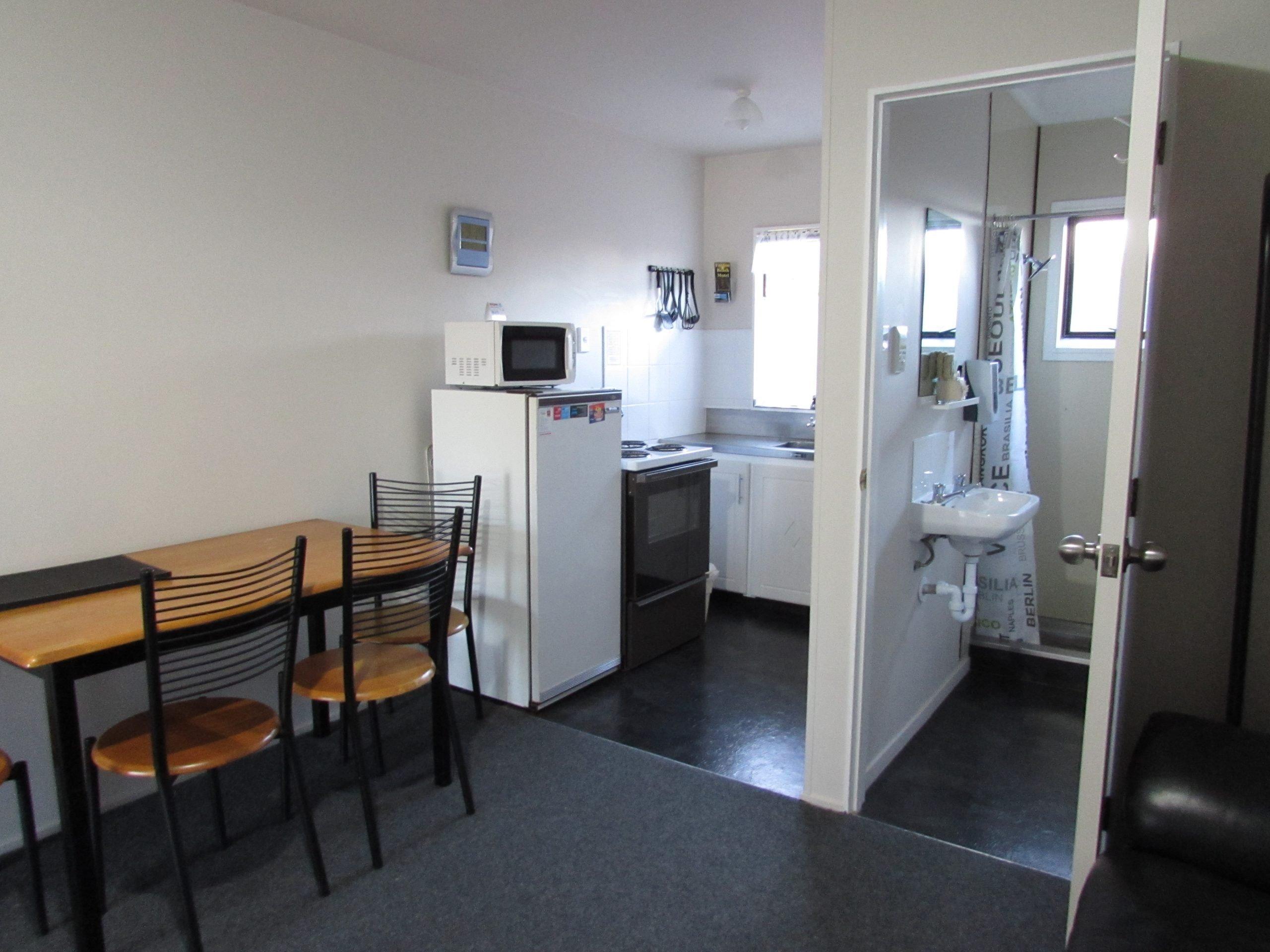 Unit 2- kitchen bathroom